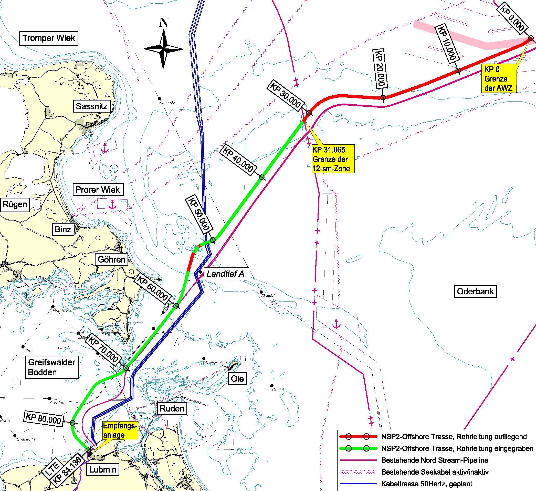Nord Stream 2 Karte.Aktuelle Pressemitteilungen Regierungsportal M V