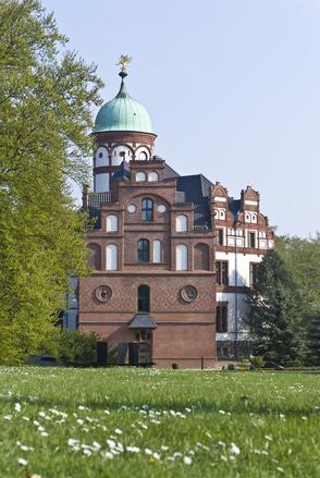 Schloss Wiligrad Foto: bbl