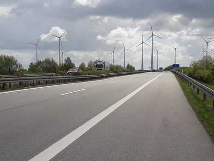 A 20 bei Neubrandenburg; Foto: Landesamt für Straßenbau und Verkehr