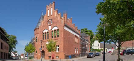Die Zweigstelle Bergen auf Rügen des Amtsgerichts Stralsund, Foto: Ecki Raff