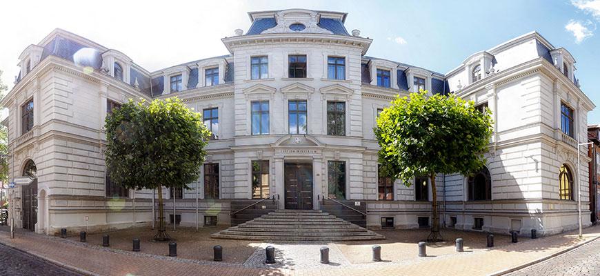 Justizministerium Brandenburg