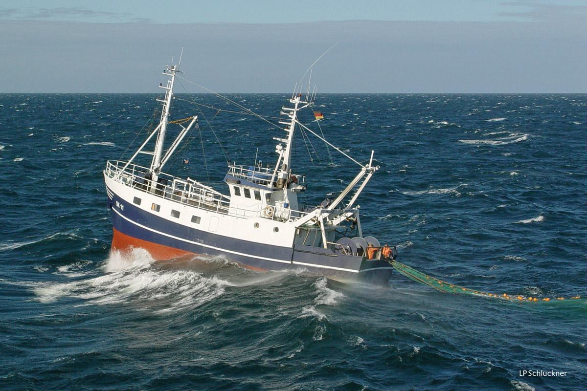 Fischereifahrzeug Antares