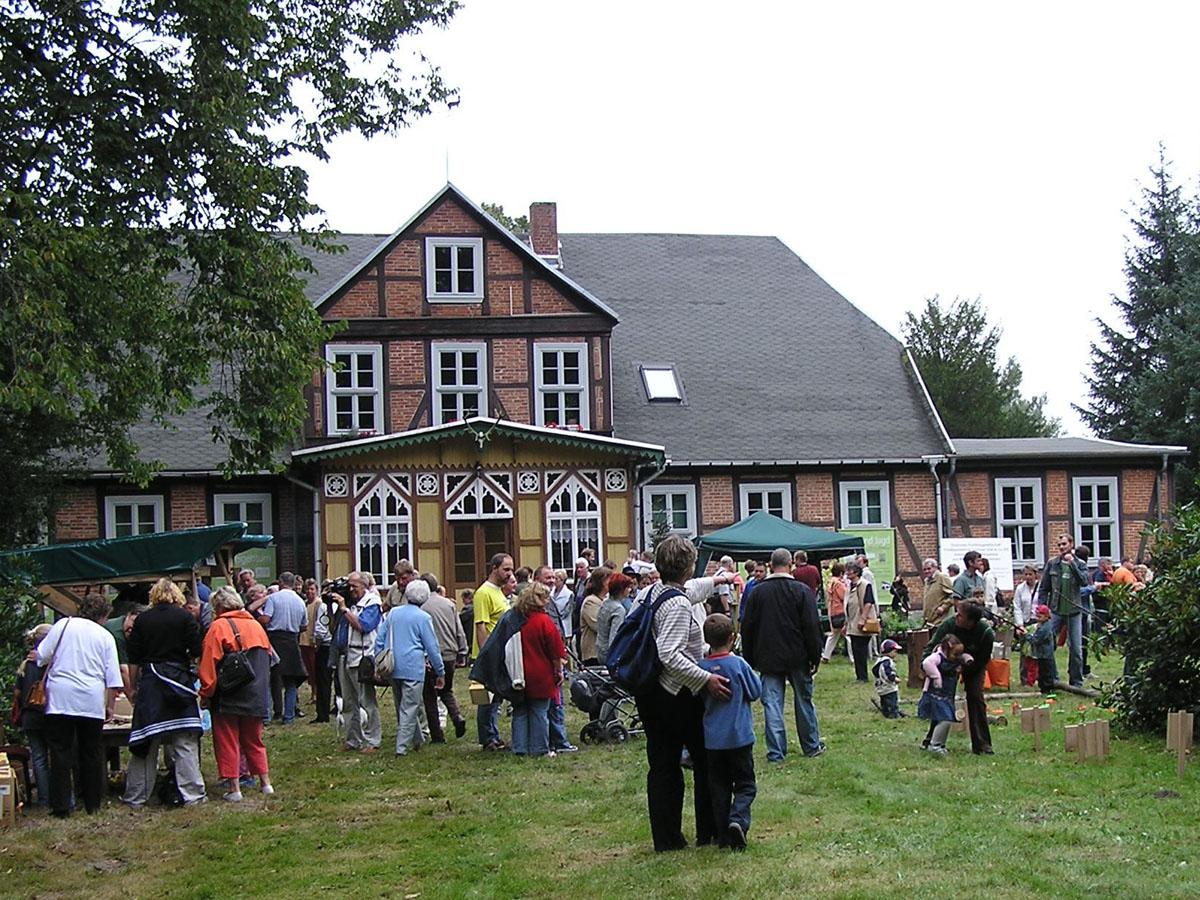 Holzfest im Forstamt Friedrichsmoor