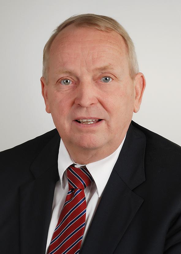Porträt Minister Dr. Till Backhaus