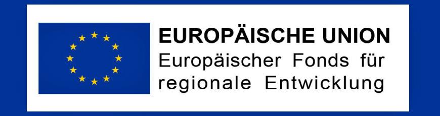 Logo Europäischer Fonds für Regionale Entwicklung in Mecklenburg-Vorpommern