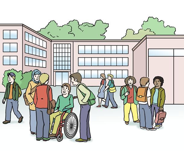 Internet seite in leichter sprache regierungsportal m v for Schule grafik